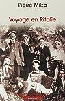 Voyage en Ritalie par Milza