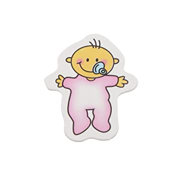 Buy Imported 25pcs Baby Shower Wall Stickers Birthday Party