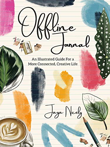 Pdf Fitness Offline Journal: An Illustrated Guide for a more Connected, Creative Life