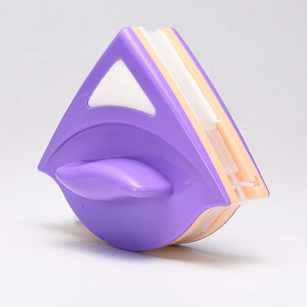 Tik Tergicristalli magnetici per vetri a Doppia Faccia per vetri con Doppi vetri Adatti a 3-30 mm,1