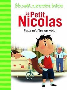 """Afficher """"Le Petit Nicolas n° 4<br /> Le petit Nicolas - Papa m'offre un vélo"""""""