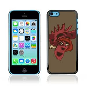 MMZ DIY PHONE CASEYOYOSHOP [Cool Rooster Illustration] Apple iphone 5/5s Case