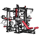 TYTAX T3-X Home Gym Machine | Bodybuilding Workout Exercise Fitness