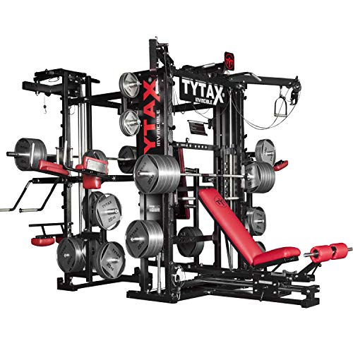 TYTAX T3-X Professional Home Gym | Fitness Equipment from Europe