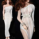 ZSMD 1/6 TBLeague phicen Dress, See-Through