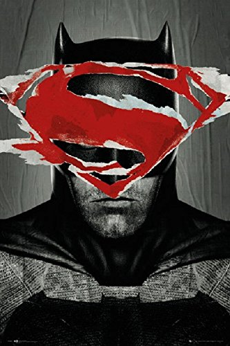 Batman V Superman Teaser 24x36 Poster