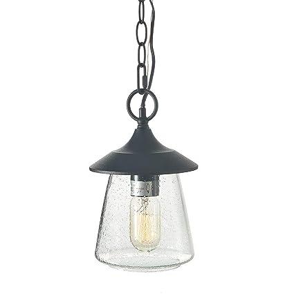 finest selection 68ed1 4388b Amazon.com : Chokelee One-Light Outdoor Hanging Lights ...