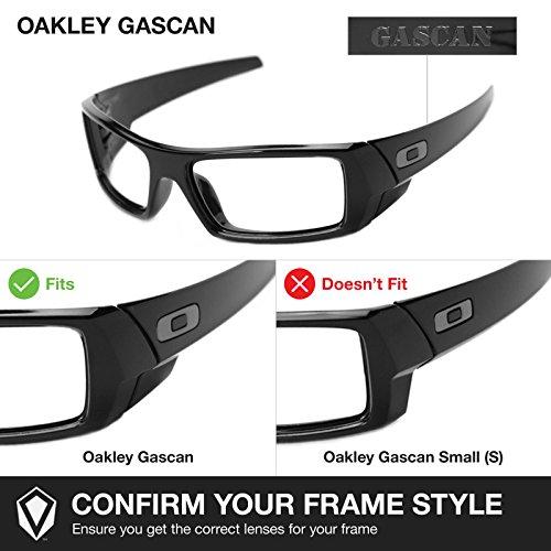 Verres rechange de pour Oakley Gascan rHrx7dqw