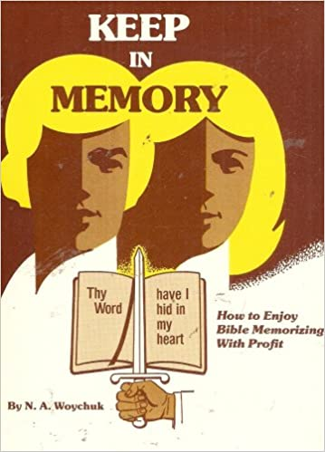 Keep In Memory: How To Enjoy Bible Memorizing With Profit