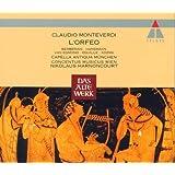 Monteverdi: L'Orfeo (Gesamtaufnahme(ital.))