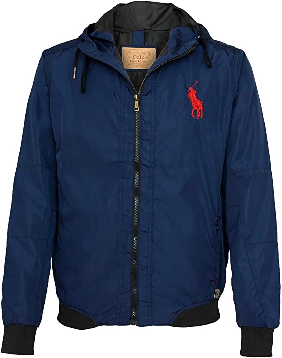 Ralph Lauren Chaqueta con Capucha Big Pony: Amazon.es: Ropa y ...