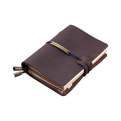 Cuaderno de bolas de viaje para escritura ecológica de ...