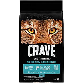 Pound Grain Free Trout Salmon Cat Food