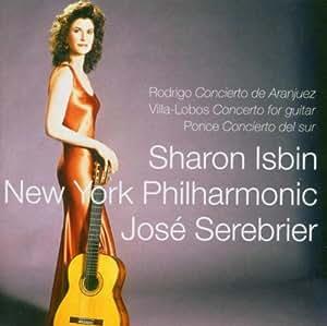 Rodrigo: Concierto De Aranjuez / Villa-Lobos: Concerto for Guitar / Ponce: Concierto del Sur