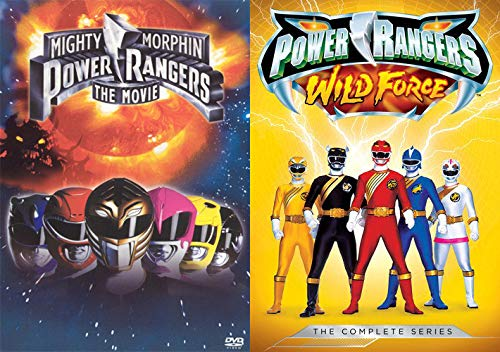 power rangers megaforce complete - 5