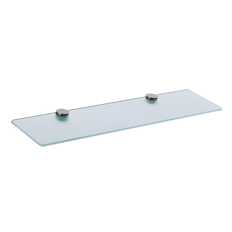 AXOR 41550000 Glass Shelf, Chrome