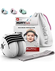 Alpine Muffy Baby Ear Protection Muffs – Noise Cancelling for Babies and Toddlers up to 36 Months