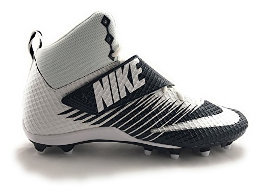Nike Mens Lunarbeast PRO TD Football Cleats White/College Navy dkpqBL