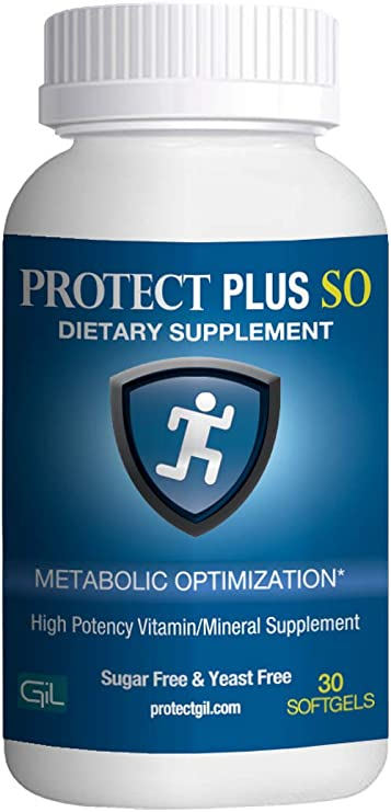 Protect Plus SO Dietary Supplement for Metabolic Optimization