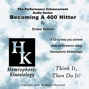 Becoming A 400 Hitter (CD)