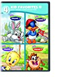 Babies Kids Best Deals - 4 Kid Favorites: Baby Looney Tunes [Importado]