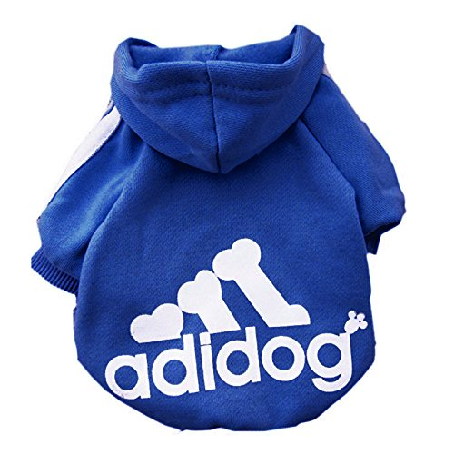 Moolecole Pet Sports Apparel Cat & Dog Cold Weather Coats Dog Hoodies Pet Sweaters 51YjShLhA4L