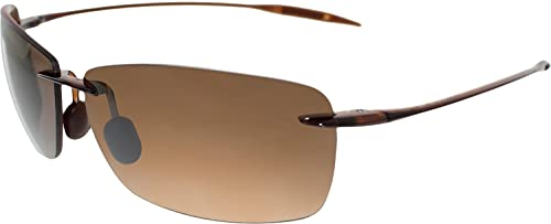 Mens Maui Jim Lighthouse Polarized Sunglasses