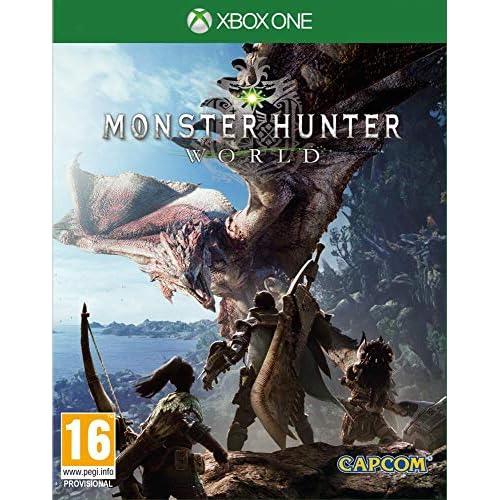 chollos oferta descuentos barato Monster Hunter World Xbox One Importación francesa