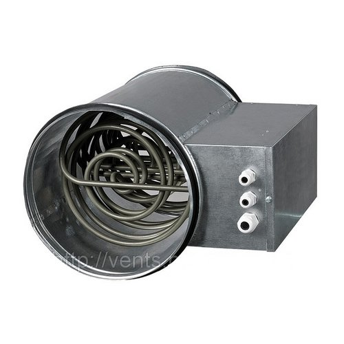 i nuovi marchi outlet online Riscaldatore Riscaldatore Riscaldatore Elettrico da Condotti d'aria Vents NK-125-0,6-1 (125mm)  connotazione di lusso low-key