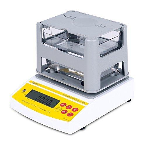 (CGOLDENWALL AU-1200K Digital Electronic Gold Purity Tester Analyzer/Precious Metal Purity Analyser Meter Measuring Machine\Gold Karat Testing Machine\Gold Content \Gold Density)