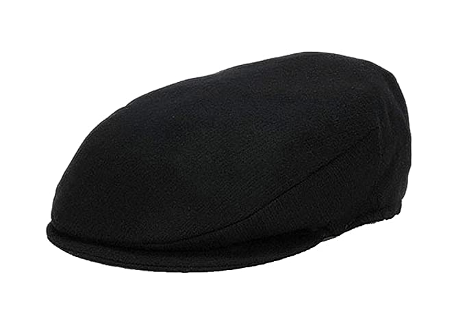 1afee6592 Hanna Hats Men's Donegal Tweed Vintage Cap
