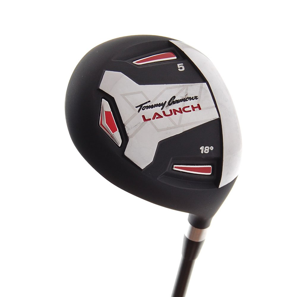 New Tommy Armour Launch XL TA-27 5-Wood 18 Uniflex Graphite RH +HC by Tommy Armour
