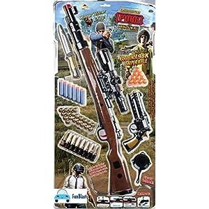 mqfit pubg theme gun toys...