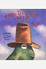 Once There Was a Bull... (Frog) Paperback