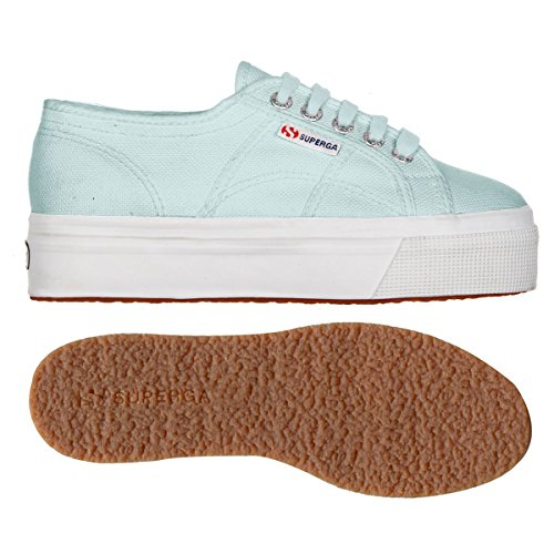 Linea And Donna Down Superga Azure Up Acotw 2790 Sneaker ZqwWEBfW