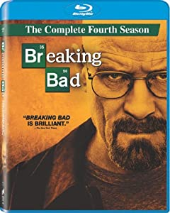 Cover Image for 'Breaking Bad: The Complete Fourth Season'