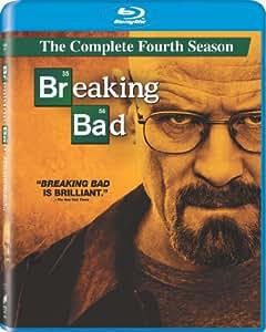 Breaking Bad: Season 4 [Blu-ray]