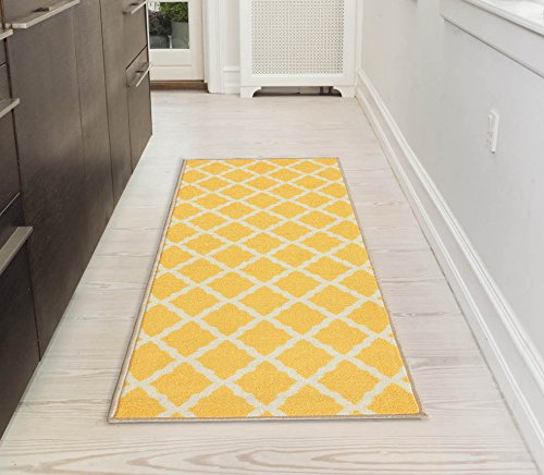 Ottomanson Collection Contemporary Moroccan Non Slip product image