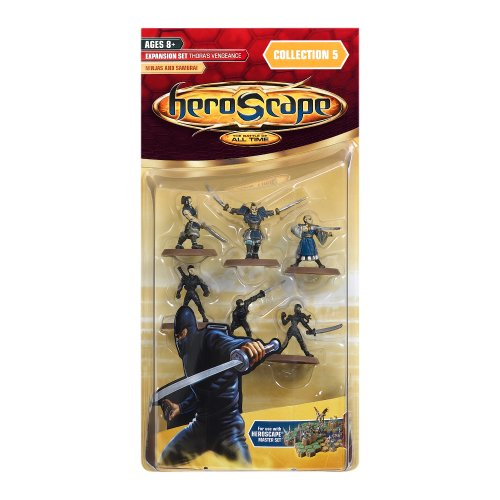 Heroscape Expansion Set Collection 5: Ninjas and ()