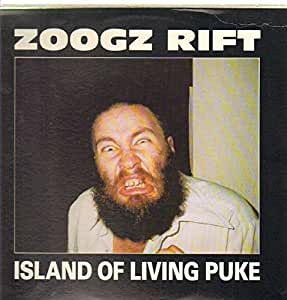 Island Of Living Puke Vinyl Zoogz Rift Amazon Ca Music