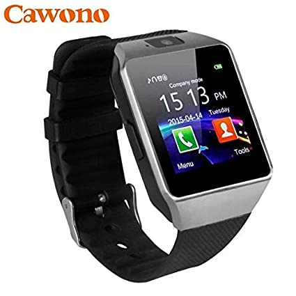 Amazon.com: BLUETOOTH SMARTWATCH ANDROID PHONE CALL SIM TF ...