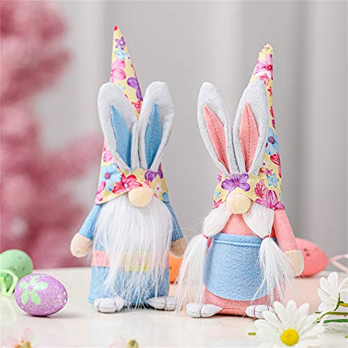 Gerbrief 2PCS Gnome Plush Collectible Dolls Decoration Patriotic Tomte Veterans Day Household Ornaments Decor Garden Dolls Home Collectible Gifts (R)