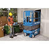 Genie-GS-1930-Self-Propelled-Electric-Scissor-Lift-500-lbs-Platform-Load-Capacity-19-Lift-Height