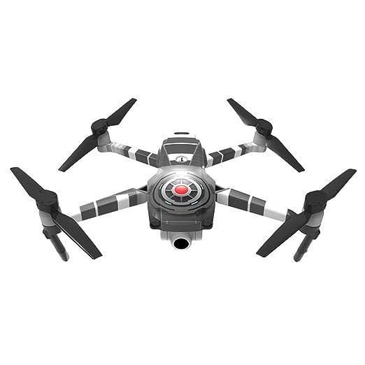 Zouminy Drone Impermeable Quadcopter Controlador Batería PVC ...
