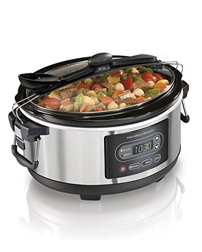 Hamilton Beach 33957 Programmable 5 Quart