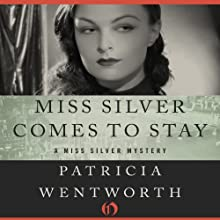Miss Silver Comes to Stay: Miss Silver, Book 16 Audiobook by Patricia Wentworth Narrated by Diana Bishop