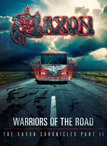 Warriors of The Road - The Saxon Chronicles Part II [Blu-ray]