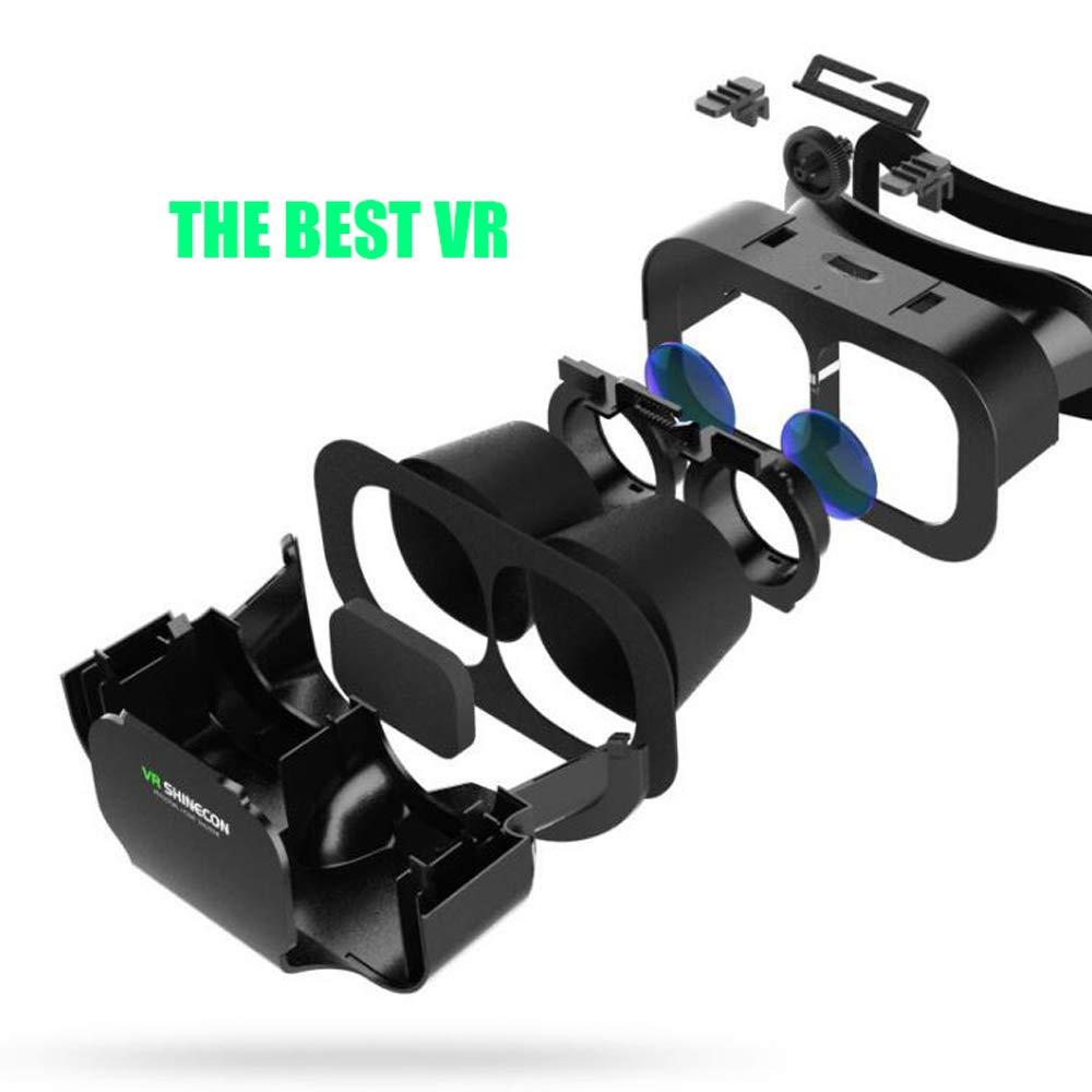 Gafas de Realidad Virtual 3D para Todos los Smartphones de 3,5 a 6 Pulgadas Virtual Real Store Google Cardboard