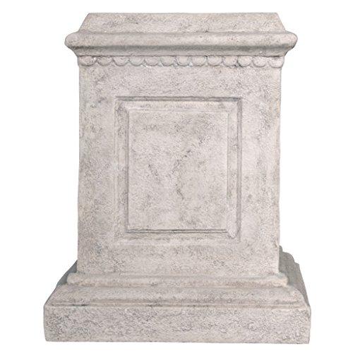 Design Toscano Larkin Arts and Crafts Architectural Plinth Pedestal by Design Toscano