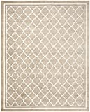 8 x 10 outdoor rug - Safavieh Amherst Collection AMT422S Wheat and Beige Indoor/ Outdoor Area Rug (8' x 10')